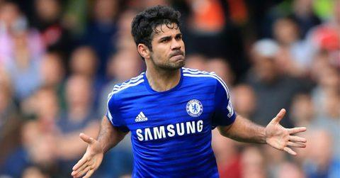 Diego Costa : Saya Senang Untuk Menghadapi Pepe dan Sergio Ramos