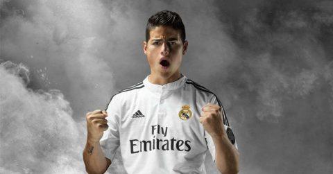 Juventus Akan Tawar James Rodriguez Rp 1.1 Triliun
