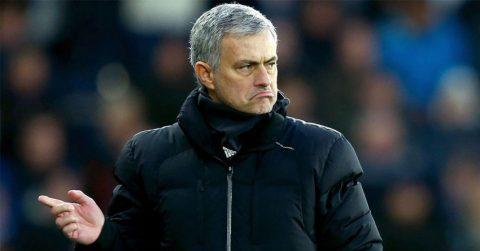 Jose Mourinho Yakin Manchester United Mampu Finis di Atas Empat Besar Liga Inggris