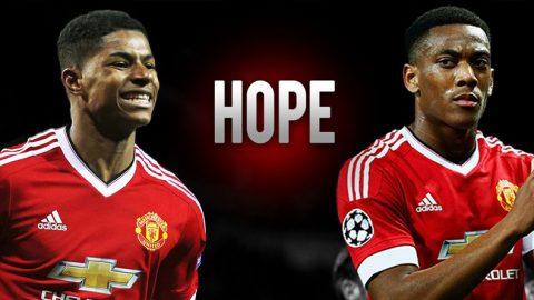 Rashford dan Antonie Martial Tidak Akan Di Lepas Oleh Manchester United