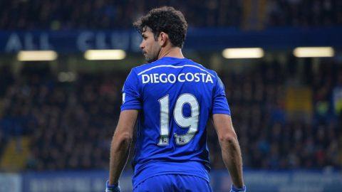 Antonio Conte: Diego Costa Simpan Golnya Untuk Akhir Musim