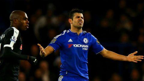 Tak Ingin Dihukum, Diego Costa pun Enggan Komentari Wasit Liga Inggris