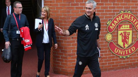 Mourinho Puas Dengan Performa Para Pemain Manchester United