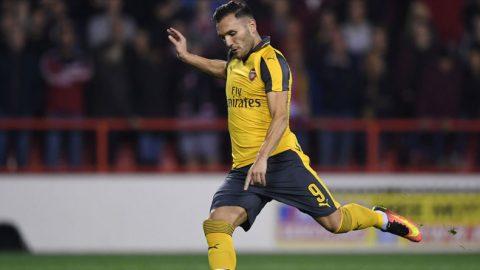 Wenger Puji Kontibusi Lucas Perez Bersama Arsenal