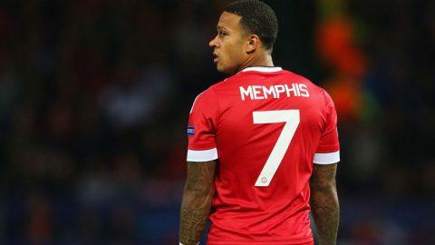 Mourinho Berharap Memphis Depay Bertahan Di Manchester United
