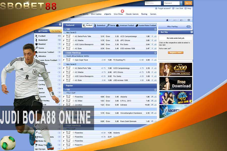 Panduan Bermain Judi Bola88 Online