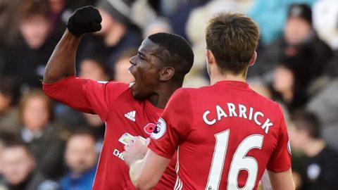 Kolaborasi Pogba Dan Michael Carrick Jadi Bagian Vital Manchester United