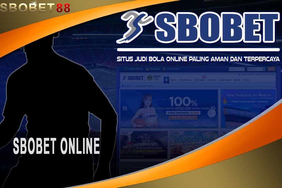 SBOBET Online Menunjuk Kami Sebagai Agen Resmi