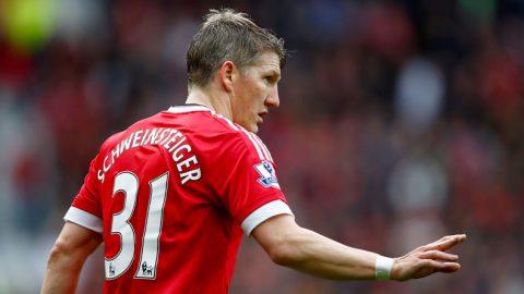 Mourinho Pilih Schweinsteiger Jadi Pemain Cadangan Manchester United