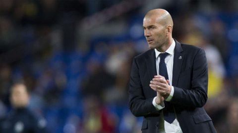 Real Madrid Kukuh Di Puncak, Zinedine Zidane Enggan Sombong