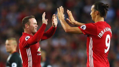 Zlatan : Publik Inggris Harus Lebih Menghargai Wayne Rooney!