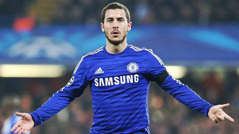 Mantan Winger Chelsea Puji Penampilan Eden Hazard