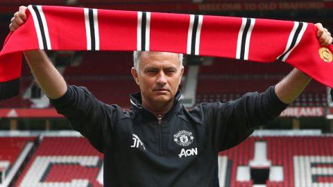Mourinho Tanamkan Filosofi Baru Di Manchester United