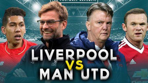 Lawan Liverpool Seperti Penentu Gelar Juara Bagi Manchester United