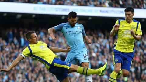 Mental Manchester City Turun Usai Gol Kedua Everton