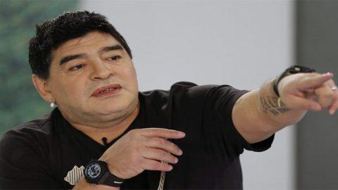 Narkoba, Merupakan Penyesalan Terbesar Diego Maradona