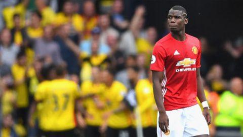 Paul Pogba Sudah Kembali Berlatih Bersama Manchester United