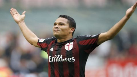 Carlos Bacca: Saya Bahagia Di AC Milan