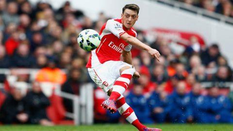 Mesut Ozil: Harap Maklum, Saya Bukan Tipe Pengejar Bola