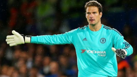 Transfer Ke Bournemouth Kolaps, Asmir Begovic Tetap Fokus Di Chelsea