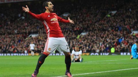 Mkhitaryan Diklaim Sebagai Pemain Terbaik Di Skuad Manchester United Saat Ini