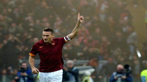 Kontroversi Penalti, Presiden Cesena: Francesco Totti Itu Pinokio!