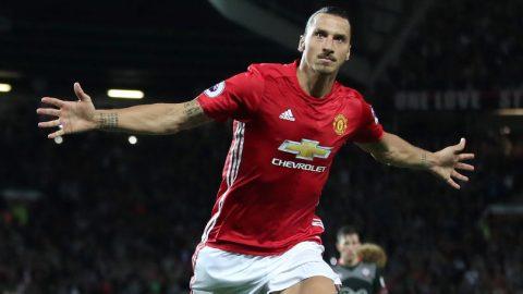 Cetak Gol Kemenangan Untuk Manchester United, Ibrahimovic Banjir Pujian