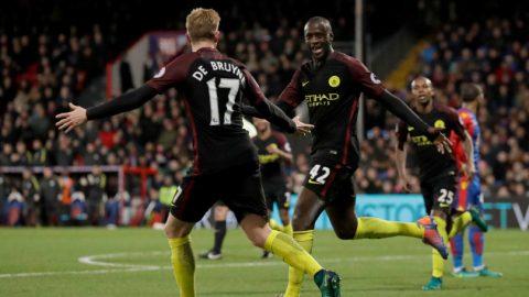 Dipasangkan Dengan Yaya Toure Di Skuad Utama Manchester City, Kevin De Bruyne Senang