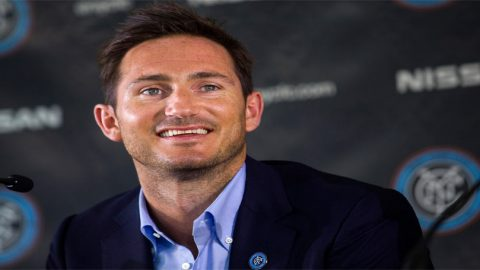 Xavi: Frank Lampard Salah Satu Gelandang Terbaik Dunia