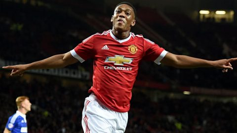 Gol Martial Di Laga Kontra Watford Tingkatkan Kepercayaan Diri Manchester United