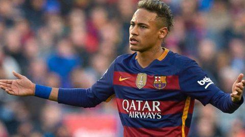 Neymar Tertarik Main di Liga Primer Inggris