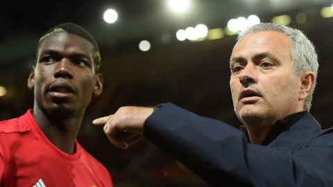 Dapatkan Peran Baru, Mourinho Puji Permainan Dari Paul Pogba