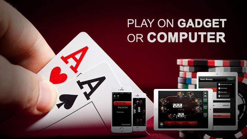 Poker Online Uang Asli Terbaik di Indonesia