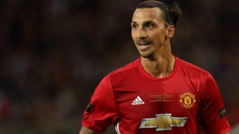 Manchester United Gagal Menjuarai Liga Ingris, Ibrahimovic Bidik Tiga Trofi Lainnya