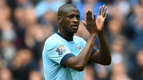 Yaya Toure Puji Penyerang Muda Manchester City