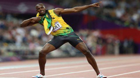 Usain Bolt Klaim Selevel Dengan Wayne Rooney