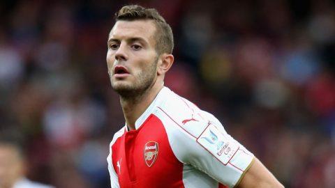 Ramsey Absen, Wenger Inginkan Wilshere Kembali