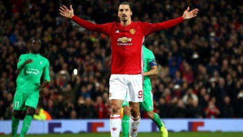 Smalling : Saya Harap Ibrahimovic Bertahan Lebih Lama Lagi Di Manchester !