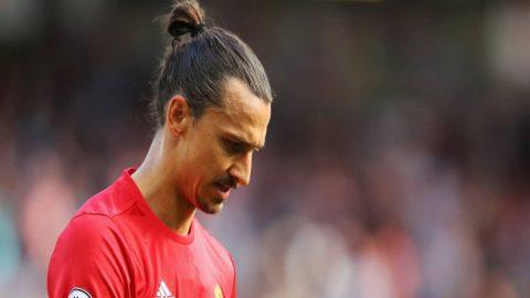 Ibrahimovic Sudah Ikhlas Manchester United Tidak Menjuarai Liga Inggris Musim 2016-2017