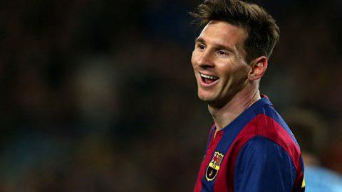 Petinggi Barcelona Yakin Lionel Messi Bertahan
