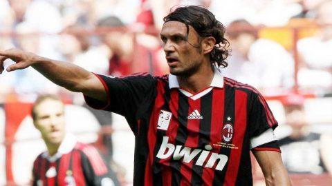Paolo Maldini: AC Milan Lihat Saya Sebagai Masalah