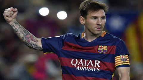 Luis Enrique: Lionel Messi Selalu Hormati Wasit