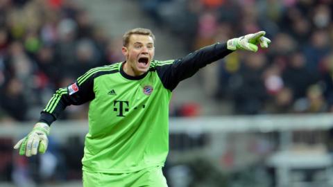Dua Laga Berikut, Bayern Munich Tanpa Manuel Neuer