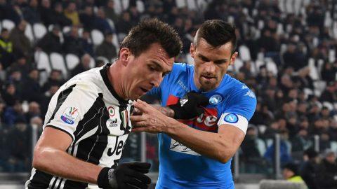 Direktur Napoli: Dua Penalti Juventus Tidak Sah!
