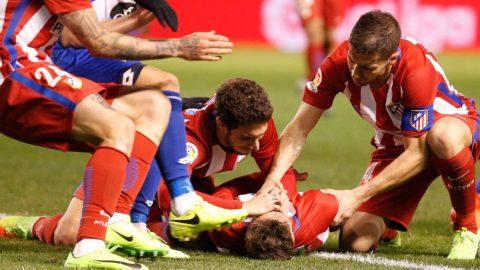 Fernando Torres Alami Cedera Kepala