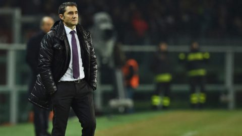 Ernesto Valverde Bantah Rumor Barcelona