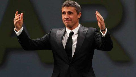 Hernan Crespo: Barcelona Setingkat Di Atas Juventus