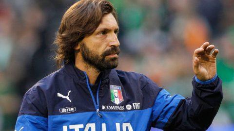 Andrea Pirlo Kagumi Generasi Muda Italia