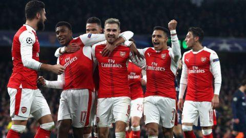 Para Pemain Arsenal Terancam Kehilangan Bonus Jutaan Pound Di Liga Champions