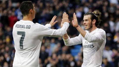 Gareth Bale: Meski Berganti Peran, Cristiano Ronaldo Tetap Yang Terbaik